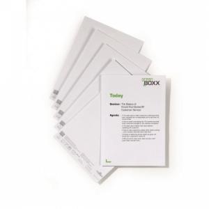 Náhradné kartičky pre Click Sign,Info Sign - 210x297 mm (A4)
