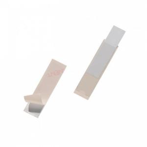 Samolepiace vrecko na zakladače DURABLE 22x81mm 10ks