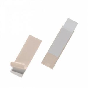 Samolepiace vrecko na zakladače DURABLE 32x104mm 10ks