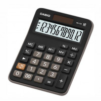 Kalkulačka Casio MX-12B čierna