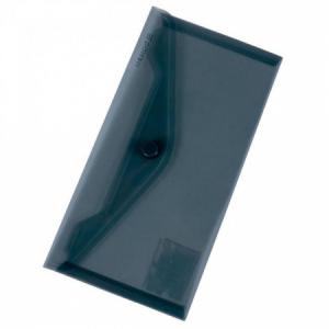 Plastový obal DL s cvočkom DONAU dymový