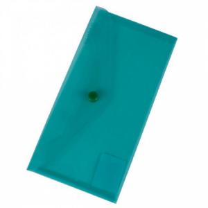 Plastový obal DL s cvočkom DONAU zelený