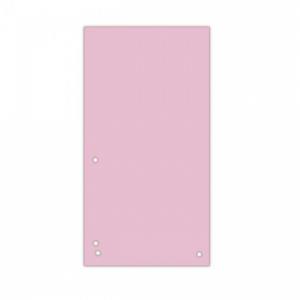 Kartónový rozraďovač DONAU úzky ružový