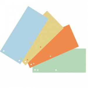 Kartónový rozraďovač DONAU úzky mix farieb
