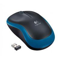 Myš Logitech M185 modrá,...