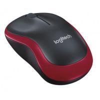 Myš Logitech M185 červená,...