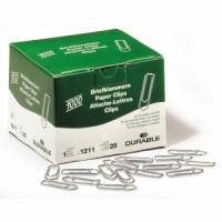 Spisové spony DURABLE 32mm zinkové 1000ks