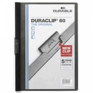 Obal s klipom DURACLIP Original 60 čierny