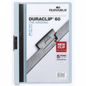 Obal s klipom DURACLIP Original 60 svetlomodrý