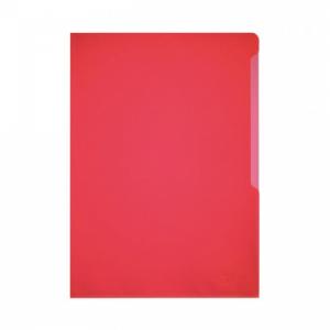 Obal L na dokumenty DURABLE červený