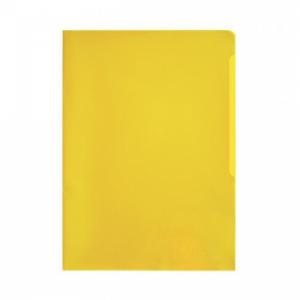 Obal L na dokumenty DURABLE žltý