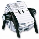 Rotačný stolový záznamník TELINDEX Flip VEGAS čierny/sivý
