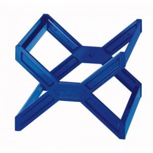 Zásobník na závesné obaly DURABLE CARRY PLUS modrý