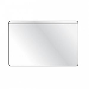 Samolepiace vrecko vizitkové s otvorom zhora DURABLE 94x61mm 100ks