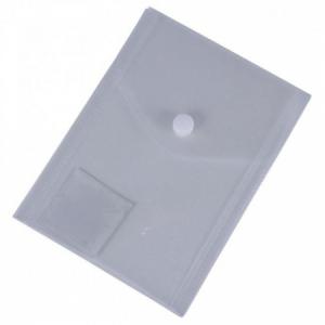 Plastový obal A6 s cvočkom Karton PP číry