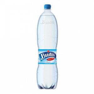 Minerálna voda Budiš perlivá 1,5l