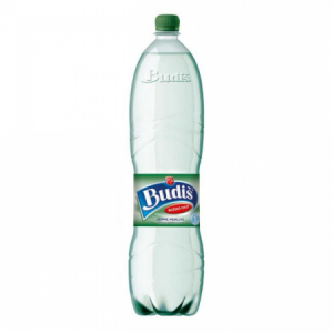 Minerálna voda Budiš jemne perlivá 1,5l