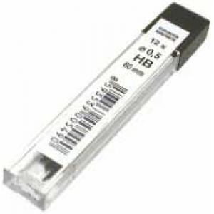 Tuhy do mikroceruzky 0,5mm HB 30ks