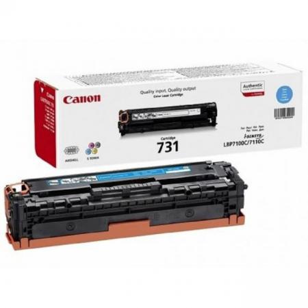 Toner Canon CRG-731 cyan LBP7100cn/7110cw, MF8230Cn/8280Cw