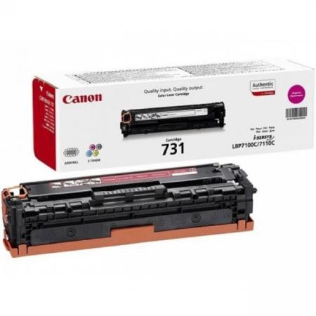 Toner Canon CRG-731 magenta LBP7100cn/7110cw, MF8230Cn/8280Cw