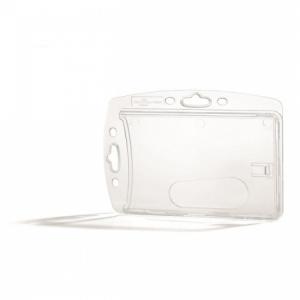 Visačka na plastovú kartu bez úchytu DURABLE 85x54mm 10ks