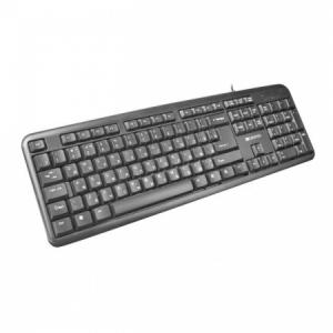 Klávesnica Canyon CNE-CKEY01-SK USB čierna