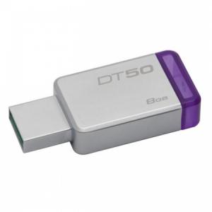 USB 8 GB Drive Data Traveler 3.0 Kingston DT 50