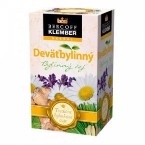Čaj Klember bylinný Deväťbylinný 30g