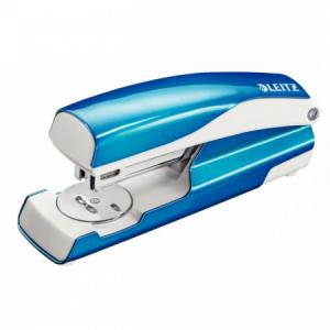 Zošívačka Leitz NeXXt 5502 WOW metalická modrá