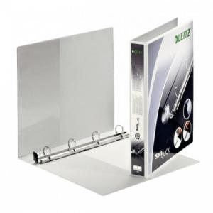 Zakladač prezentačný Leitz Softclick4DR/20mm krúžkový biely