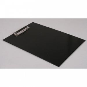 Písacia podložka lamino A4 čierna