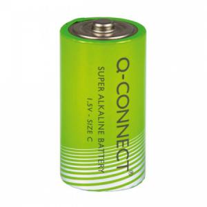 Batérie Q-Connect, LR14, C, malý monočlánok