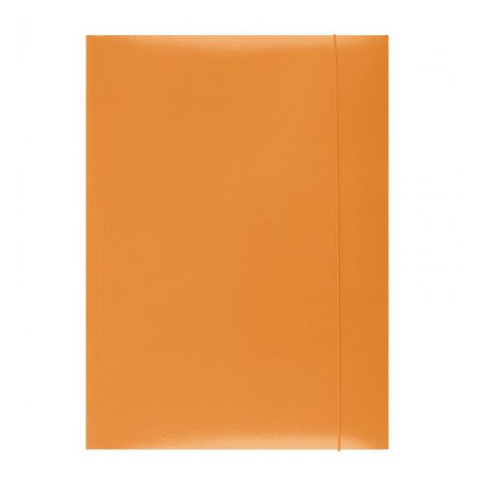 Kartónový obal s gumičkou Office Products oranžový cbcea17c7d7