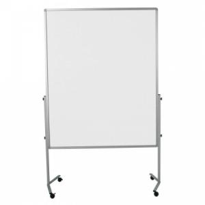 Moderačná tabuľa penová 150x120 cm PREMIUM biela