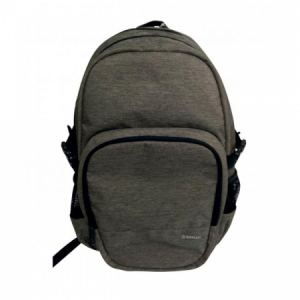 Školský ruksak Uni pre tínedžerov hnedý