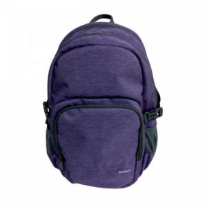 Školský ruksak Uni pre tínedžerov fialový