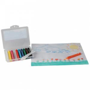 Voskovky 10 farieb rozpustné vo vode