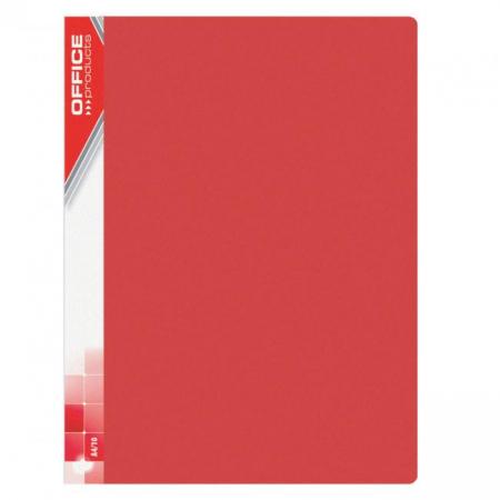 Katalógová kniha 10 Office Products červená