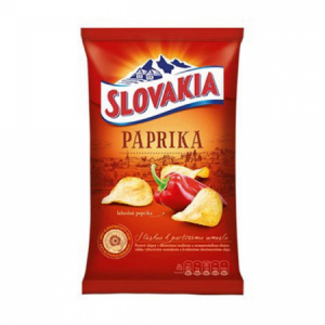 Slovakia chips paprika 100g