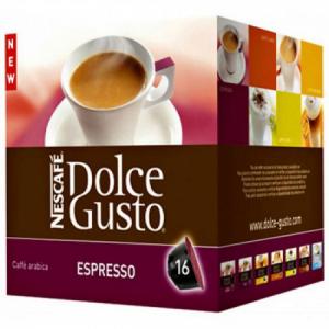 Kapsule DOLCE GUSTO Espresso 96g