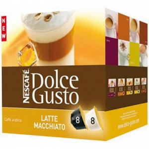 Kapsule DOLCE GUSTO Latte Macchiato 194g