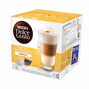 Kapsule DOLCE GUSTO Latte Macchiato Vanilla 188,4g