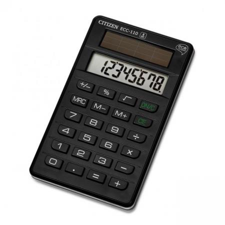 Kalkulačka Citizen ECC-110 Eco