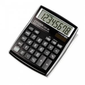 Kalkulačka Citizen CDC-80BKWB čierna