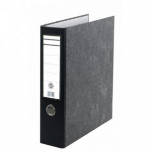 Zakladač pákový Mramor Basic 5cm čierny