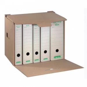 Skupinový box EMBA TYP I/5x75 zelená potlač