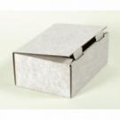 Poštová škatuľa 315x220x46mm biela
