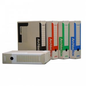 Archívny box EMBA TYP I/75/ACT/B čierny