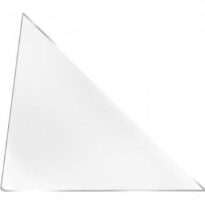 Samolepiace vrecko rohové Q-Connect 150x150mm 100ks