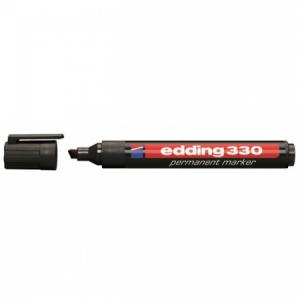Permanentný popisovač edding 330 čierny